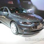 Chevrolet Malibu XL front three quarters right side at Auto China 2016