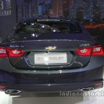 Chevrolet Malibu XL rear at Auto China 2016