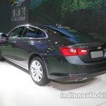 Chevrolet Malibu XL rear three quarters at Auto China 2016
