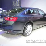 Chevrolet Malibu XL rear three quarters right side at Auto China 2016