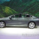 Chevrolet Malibu XL side profile at Auto China 2016