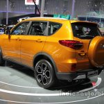 Cowin X3 rear three quarters at Auto China 2016