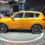 Cowin X3 side profile at Auto China 2016