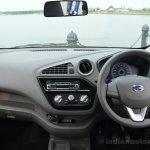 Datsun redi-GO dashboard Review