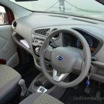 Datsun redi-GO interior Review