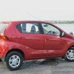 Datsun redi-GO rear three quarter Review