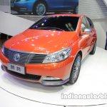 Denza EV front three quarters at Auto China 2016