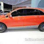 Denza EV side profile at Auto China 2016