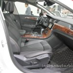 Dongfeng Fengshen A9 at Auto China 2016 interior front seats