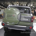 Dongfeng Fengshen HUV Concept rear at Auto China 2016