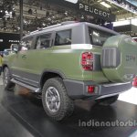 Dongfeng Fengshen HUV Concept rear three quarters at Auto China 2016