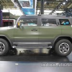 Dongfeng Fengshen HUV Concept side profile at Auto China 2016