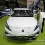 Dongfeng S50-EV at Auto China 2016 front