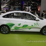 Dongfeng S50-EV at Auto China 2016 side profile