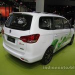 Dongfeng S500-EV at Auto China 2016 rear three quarters