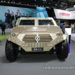 Dongfeng Warrior at Auto China 2016 front