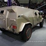 Dongfeng Warrior at Auto China 2016 rear three quarters