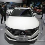 FAW Besturn B30 EV front at Auto China 2016