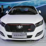 FAW Besturn B50 front at Auto China 2016