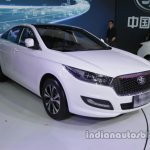 FAW Besturn B50 front three quarters right side at Auto China 2016
