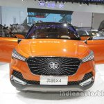 FAW X4 Concept front at Auto China 2016