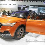 FAW X4 Concept front three quarters left side at Auto China 2016