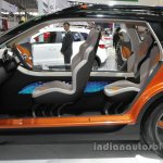 FAW X4 Concept interior at Auto China 2016