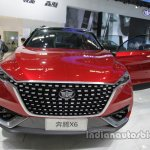 FAW X6 Concept front at Auto China 2016