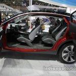 FAW X6 Concept interior at Auto China 2016