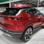 FAW X6 Concept rear three quarters right side at Auto China 2016