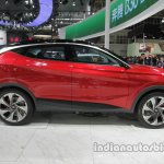 FAW X6 Concept side profile at Auto China 2016