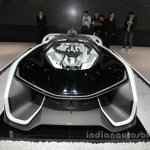 Faraday Future F-Zero front at Auto China 2016