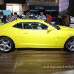 Fifth-gen Chevrolet Camaro side profile at Auto China 2016