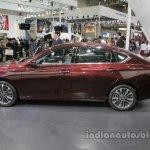 GAC Trumpchi GA6 235 T side profile at Auto China 2016