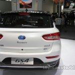 GAC Trumpchi GS4 EV rear at Auto China 2016