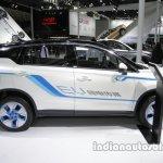 GAC Trumpchi GS4 EV side profile at Auto China 2016