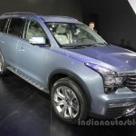 GAC Trumpchi GS8 front three quarters at Auto China 2016