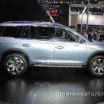 GAC Trumpchi GS8 side profile at Auto China 2016