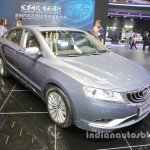 Geely Borui Individual at Auto China 2016 front three quarters