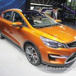 Geely Emgrand GS at Auto China 2016 front three quarters