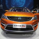 Geely Emgrand GS at Auto China 2016 front