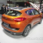 Geely Emgrand GS at Auto China 2016 rear three quarters