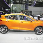 Geely Emgrand GS at Auto China 2016 side profile