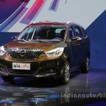 Haima V70 at Auto China 2016 front three quarters left side