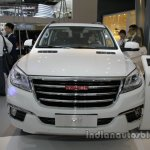 Haval H9 front at Auto China 2016