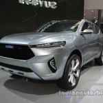 Haval HB-02 concept front three quarters at Auto China 2016
