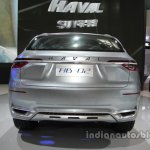 Haval HB-02 concept rear at Auto China 2016