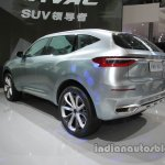Haval HB-02 concept rear three quarters left side at Auto China 2016