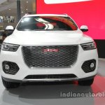 Haval HR-02 concept front at Auto China 2016