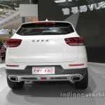 Haval HR-02 concept rear at Auto China 2016